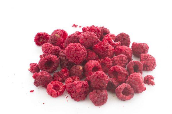 Fresh As Freeze Dried Whole Raspberries 200g